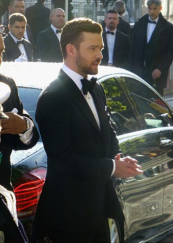 Timberlake at the 2016 Cannes Film Festival Justin Timberlake - Cannes 2016 - 1.jpg