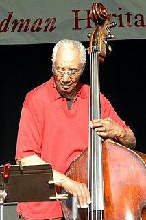 Jymie Merritt American bassist