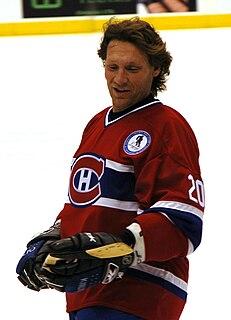 Jyrki Lumme Finnish ice hockey player