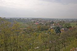 Skyline of Křešice