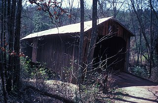 Kilgore Mill Covered Bridge and Mill Site