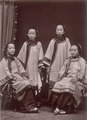 KITLV - 103774 - Chinese women in Singapore - circa 1890.tif