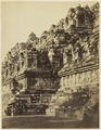 KITLV 40187 - Kassian Céphas - Gallery at Borobudur - Around 1880.tif
