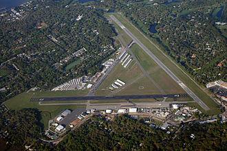 Malcolm McKinnon Airport - Image: KSSI 001