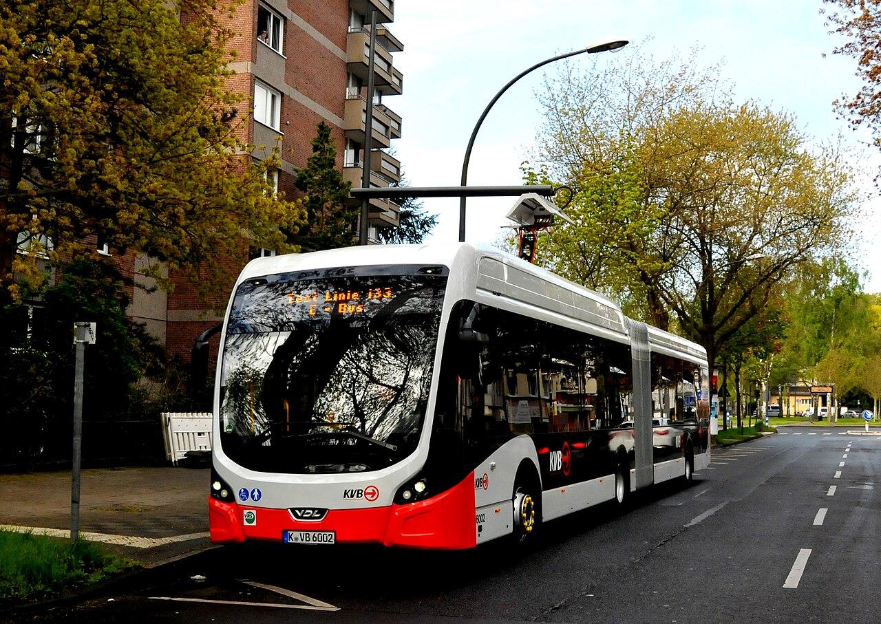 Buslinie 146 Köln