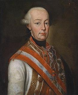 Austrian king