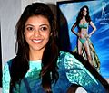 Kajal at 'Dabboo Ratnani's 2015 calendar launch' .jpg