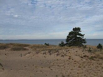 North Ostrobothnia - Image: Kalajoki dunes