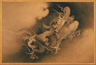 Kanō Hōgai Japanese artist