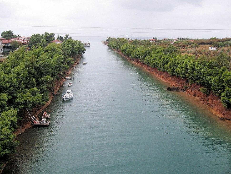 Kanal von Potidea