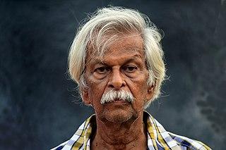 Kanayi Kunhiraman Indian sculptor