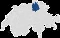 Kanton Zürich auf der Schweizer Karte.png