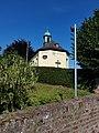 Kapelle St. Nikolaus Sechtem Chor und Kreuz (1825) des alten Kirchhofs.jpg