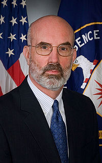 Stephen Kappes Deputy Director of the CIA