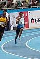 Karabo Mothibi of Botswana at the 2018 African Athletics Championships.jpg