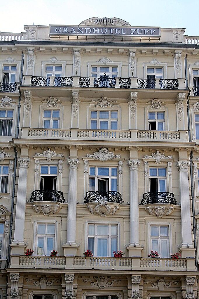 Pupp Grand Hotel Karlsbad