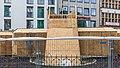 Karneval in Köln - Schutzbau um Heinzelmännchenbrunnen-6035.jpg