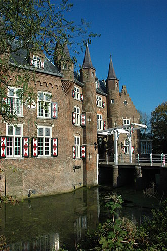 Vught - Castle Maurick