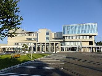 Katagami, Akita - Katagami City Hall