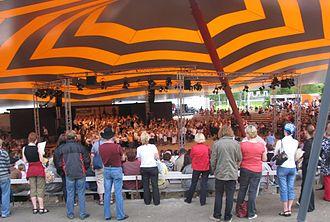 Central Ostrobothnia - Image: Kaustinen 5