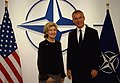 Kay Bailey Hutchison and Jens Stoltenberg at NATO - 2017.jpg