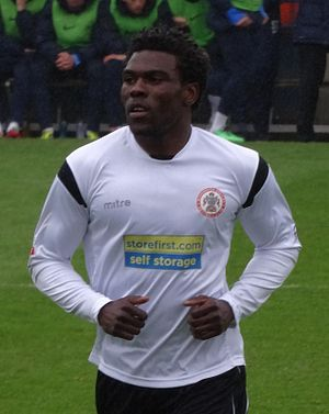 2014–15 Tranmere Rovers F.C. season - Kayode Odejayi scored the last Tranmere Rovers goal of the season.