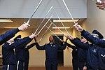 Keesler Honor Guard training (9303818316).jpg
