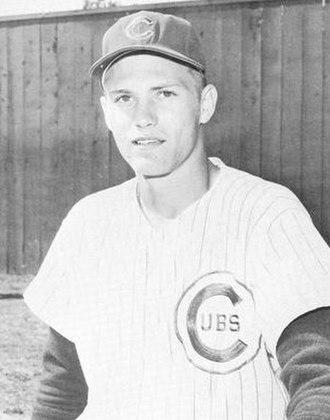 Ken Hubbs - Hubbs in 1964