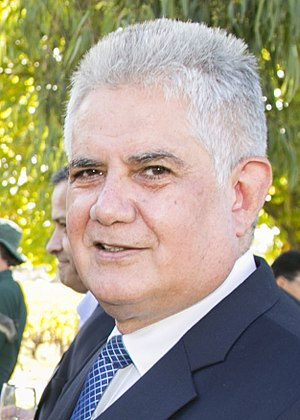 Minister for Health and Aged Care - Image: Ken Wyatt cropped