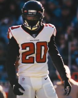 Kendall Sheffield American football defensive back