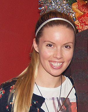 Kendel Carson - Carson in November 2010