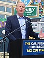 Kevin Faulconer press conference in Downey (51175802445) (1).jpg