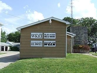 Kewanee, Illinois - Kewanee Radio Stations