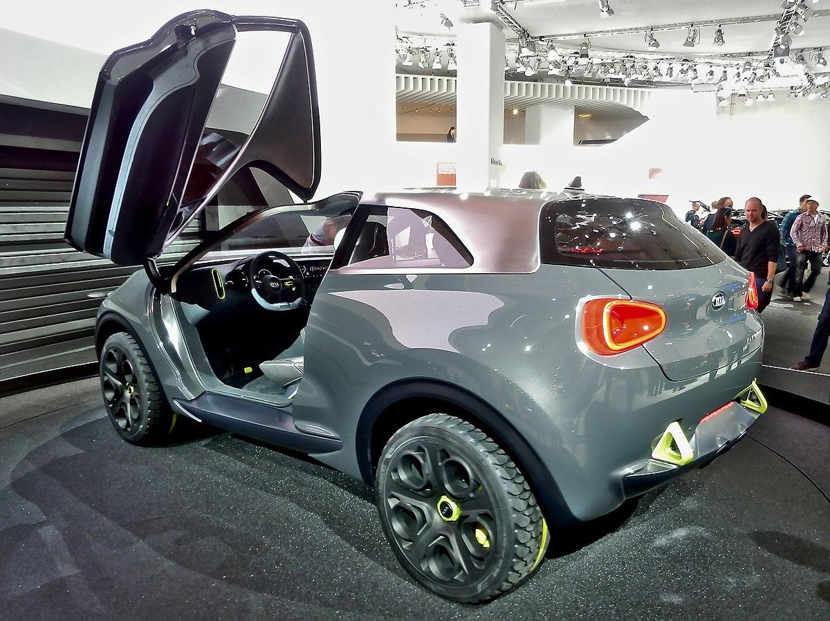 Chevrolet Bolt Ev >> Kia Niro – Wikipedia