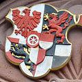 Kiedrich Marktbrunnen Wappen Albrecht von Brandenburg.jpg