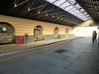 Killarney railway station