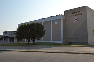 Killeen, Texas - Killeen High School