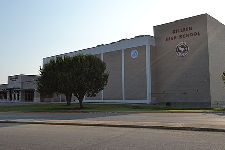 Killeen High School Killeen High School 03.jpg