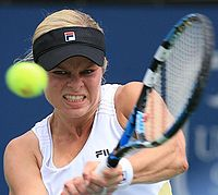 Kim Clijsters won nine titles, including her maiden slam at the US Open.