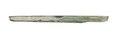 Kinesiskt bronsknivblad - Hallwylska museet - 98701.tif