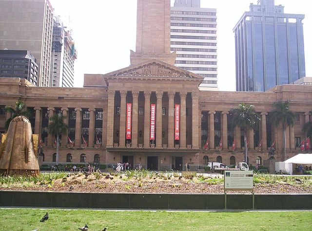 King George Square Library Room Bookings