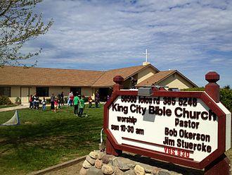 King City, California - King City Bible Church