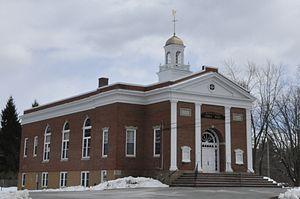 Kingston, New Hampshire - Image: Kingston NH Town Hall