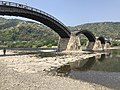 Kintaikyo Bridge on Nishikigawa River 8.jpg