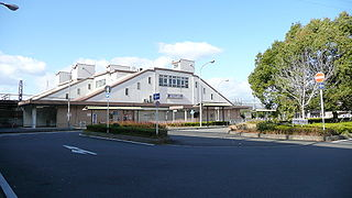 railway station and metro station in Fushimi-ku, Kyoto, Kyoto prefecture, Japan