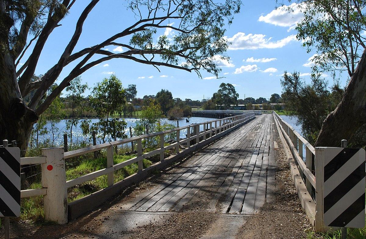 Kirwans Bridge Victoria Wikipedia