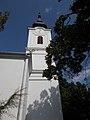 Kisvác Reformed Church. Tower (1794). - Vác.JPG