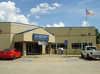 Klein, Texas - Klein Post Office