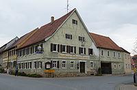 Kleinlangheim, Bahnhofstraße 1, 001.jpg