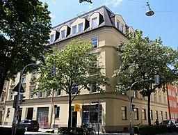 Klenzestraße in München